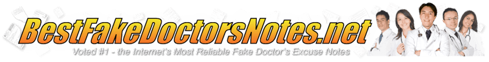 BestFakeDoctorsNotes.net Celebrates Its 8th Year In Business