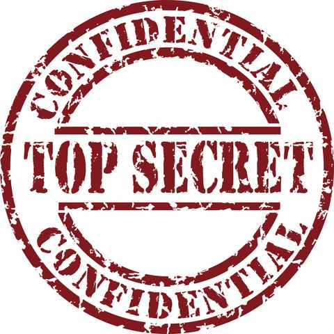 Confidential-Top-Secret-template